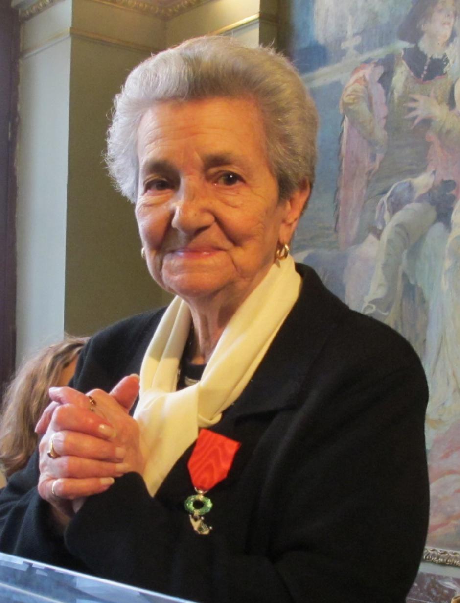 Angelita Bettini est décédée à Toulouse. D'un seul et même mouvement, de la République espagnole à la Résistance.