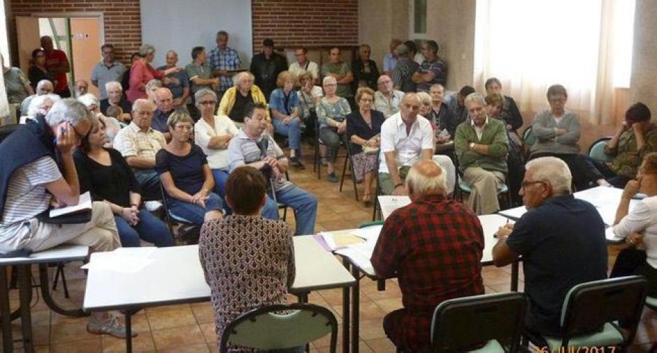 Conseil sanitaire territorial du Carmausin (suites)