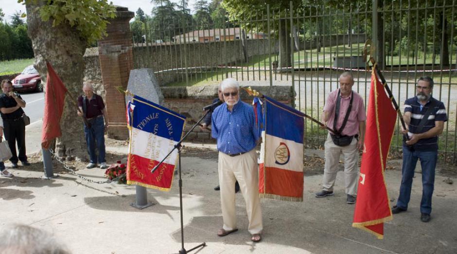 Grève patriotique du 13  juillet Carmaux-Cagnac
