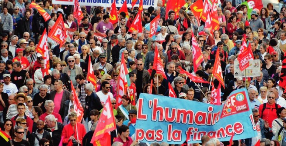 Vidéo Le Pen / Face à l'Imposture du FN, mobilisation générale le 1er mai !