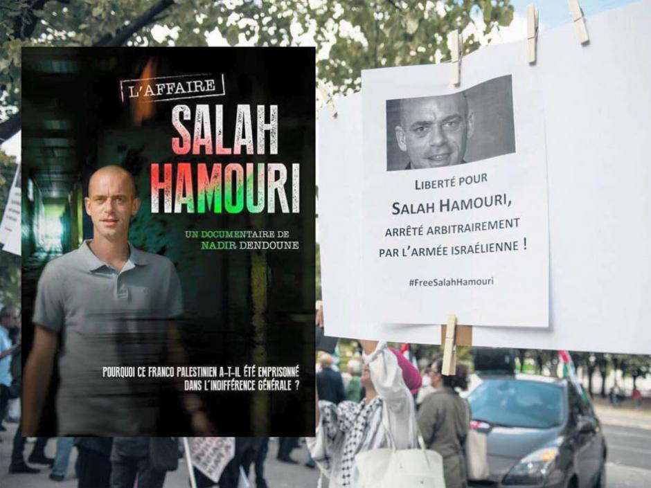 Pour la libération de Salah Hamouri