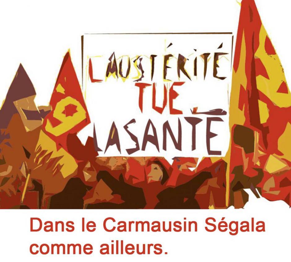 Le Conseil Sanitaire Territorial du Carmausin Ségala écrit au préfet.