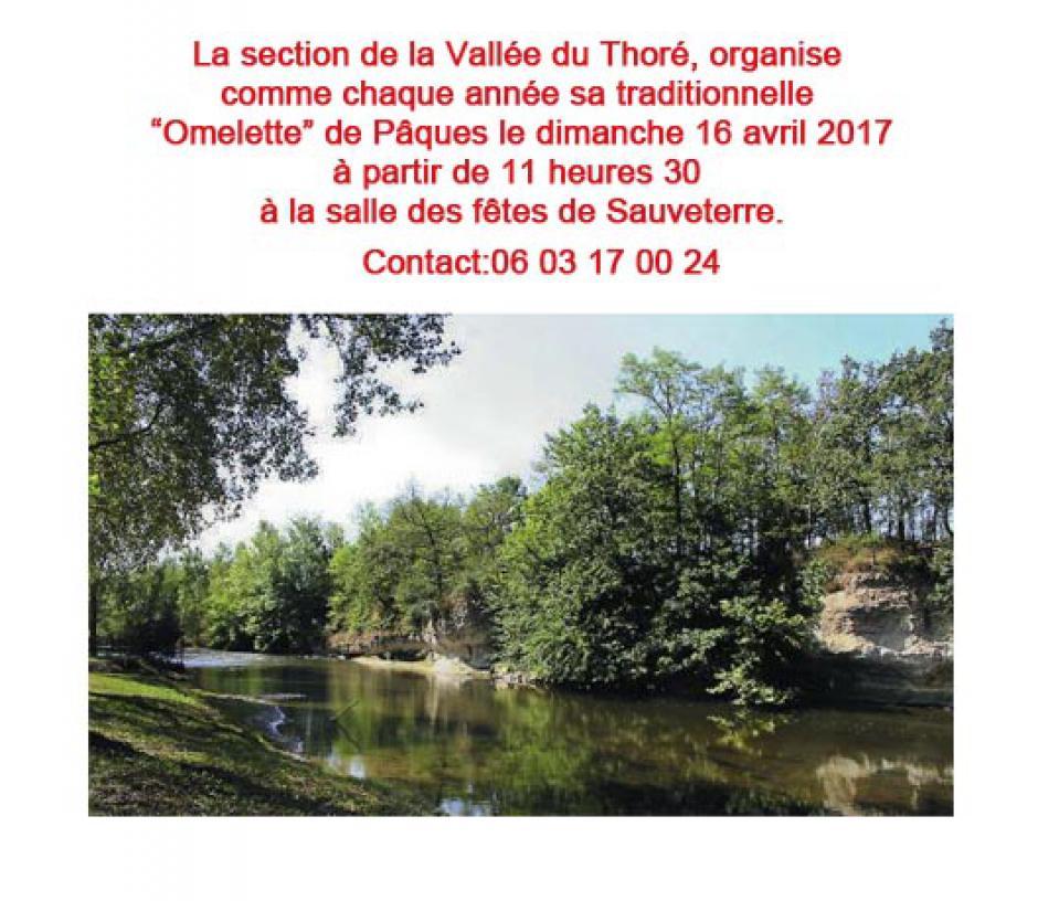 Vallée du Thoré .......un temps de partage!.....
